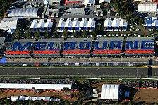 Formel 1 - Melbourne: Zukunft weiter ungewiss