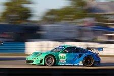 USCC - Bester Porsche in Long Beach auf Rang sechs
