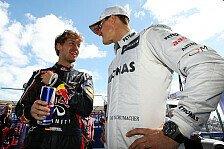 Formel 1 - Drei Fragen an die deutschen F1-Piloten
