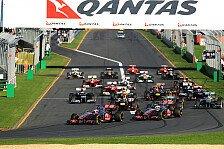 Formel 1 - Die Formel-1-Regeländerungen 2013