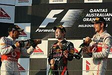 Formel 1 - Race of Champions mit Hamilton, Vettel und Button?