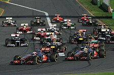 Games - Codemasters kündigt F1 2012 an