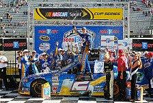NASCAR - Brad Keselowski siegt erneut in Bristol