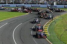 Formel 1 - Australien GP: Die Teamvorschau