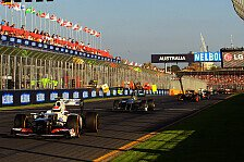 Formel 1 - Jones: Australien GP bei Nacht nicht sinnvoll