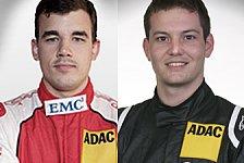 ADAC GT Masters - kfzteile24 stellt Duo vor