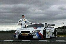 DTM - Tomczyk fährt im BMW M Performance