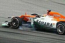 Formel 1 - Stewart: Di Resta für Ferrari interessant
