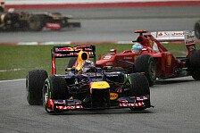 Formel 1 - Vettel: Vielleicht für immer Red Bull
