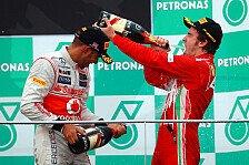 Formel 1 - Alonso respektiert Hamilton am meisten