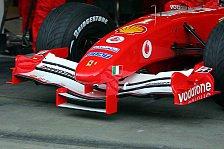 Formel 1 - Barcelona: Michael Schumacher debütiert im neuen F2004 M
