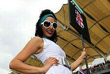 Formel 1 - Bilder: Malaysia GP - Girls