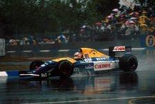 Die kürzesten Rennen der F1-Geschichte