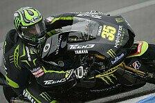 MotoGP - Crutchlow hat Probleme mit den Rippen