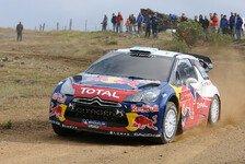 WRC - Hirvonen gewinnt Schlammschlacht in Portugal