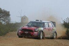 WRC - Prodrive erst in Neuseeland wieder dabei
