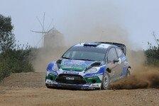 WRC - Solberg von Siegchancen überzeugt
