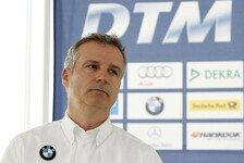 DTM - Marquardt erleichtert über gelungenen Einstand