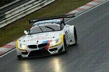 24 h Nürburgring - Marco Wittmann und Uwe Alzen
