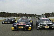 DTM - Testtag 2: Audi-Youngster am schnellsten