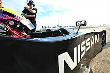 USCC - Nissan DeltaWing startet beim Petit Le Mans