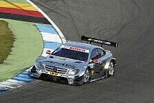 DTM - Schumacher hofft auf Hockenheim-Podium