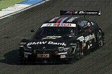 DTM - Marquardt: BMW ist gut vorbereitet