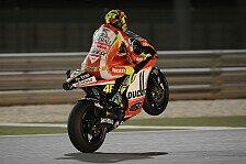 MotoGP - Rossi baut in Jerez auf die Testergebnisse