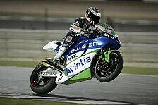 MotoGP - Regen stört erstes Jerez-Training der MotoGP