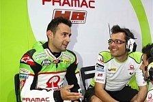MotoGP - Regen vereitelt Barberas Comeback