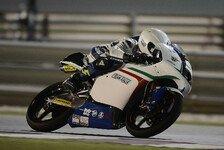 Moto3 - Fenati zum Auftakt in Jerez vorne