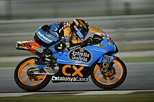 Moto3 - Rins holt Premierenpole in Jerez