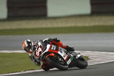 MotoGP - Pasini trotz Sturz zufrieden