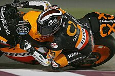 Moto2 - Marquez, Nakagami & Espargaro aus Reihe eins