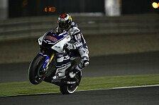 MotoGP - Lorenzo feiert Sieg bei Katar GP