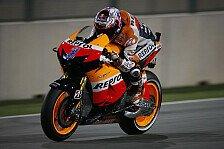 MotoGP - Warm-Up: Stoner im Renntrimm voran