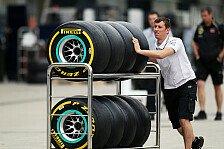 Formel 1 - Rosberg: Reifenmanagement ist sehr wichtig