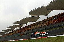 Formel 1 - Bianchi erhält Vorzug in Mugello