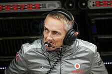 Formel 1 - Whitmarsh: Müssen Fehler abstellen
