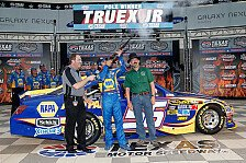 NASCAR - Texas-Pole für Martin Truex Junior