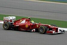 Formel 1 - Massa: Bestes Saisonergebnis im Visier