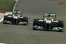 Formel 1 - Halbzeitbilanz: Mercedes