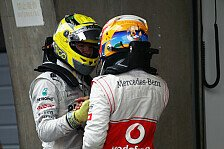 Formel 1 - Gerücht: Hamilton-Mercedes-Deal fast fix