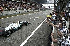 Formel 1 - Saisonrückblick 2012: Mercedes