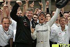 Formel 1 - Brawn: Siege werden kommen