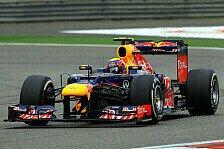Formel 1 - Webber: Klopfen an die Tür zum Podium