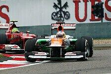 Formel 1 - Das Ferrari-Cockpit-Dilemma