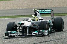 Formel 1 - Rosberg: Reifenverständnis 2012 entscheidend