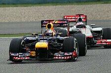 Formel 1 - Hamilton: Red Bull war nie weg