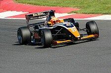 Formel 2 - Pommer gelingt Premierensieg